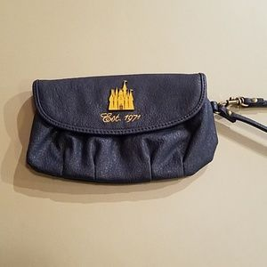 Authentic Disney Parks Pouch/Wristlet